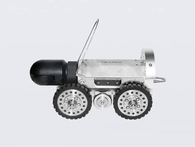 GT380 Large Pipe inspection Crawler Robot